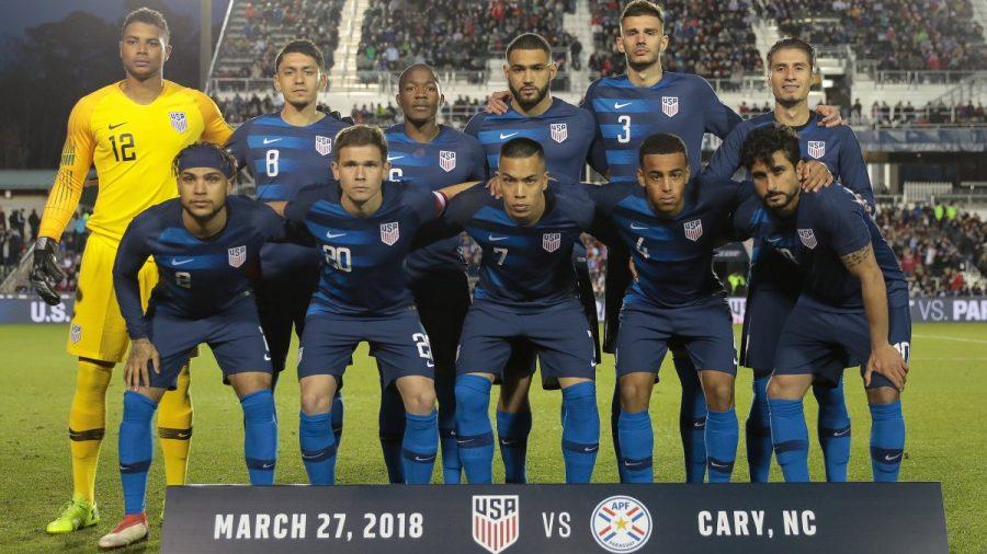 USA v Paraguay